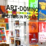 ART-DOMINO CITIES IN POP-ART