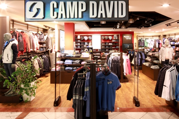 CAMP DAVID Berlin