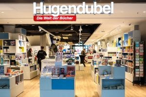 Hugendubel bookstore