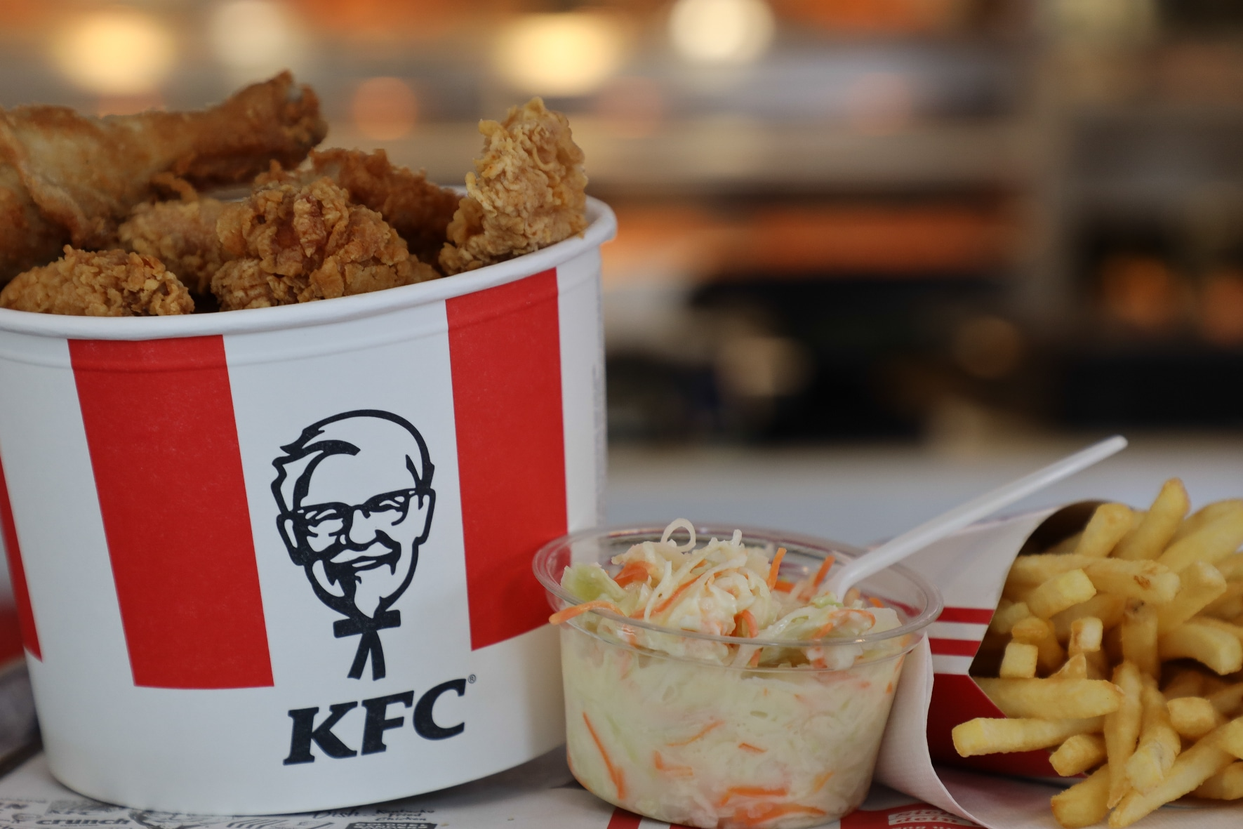 Kentucky Fried Chicken Berlin