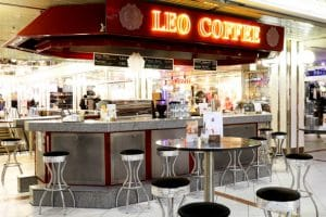 Leo Coffee bar Berlin
