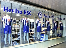HERTHA BSC FAN-SHOP