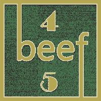 beef 45 Berlin Logo