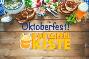 Oktoberfest in der Kartoffelkiste Berlin!!