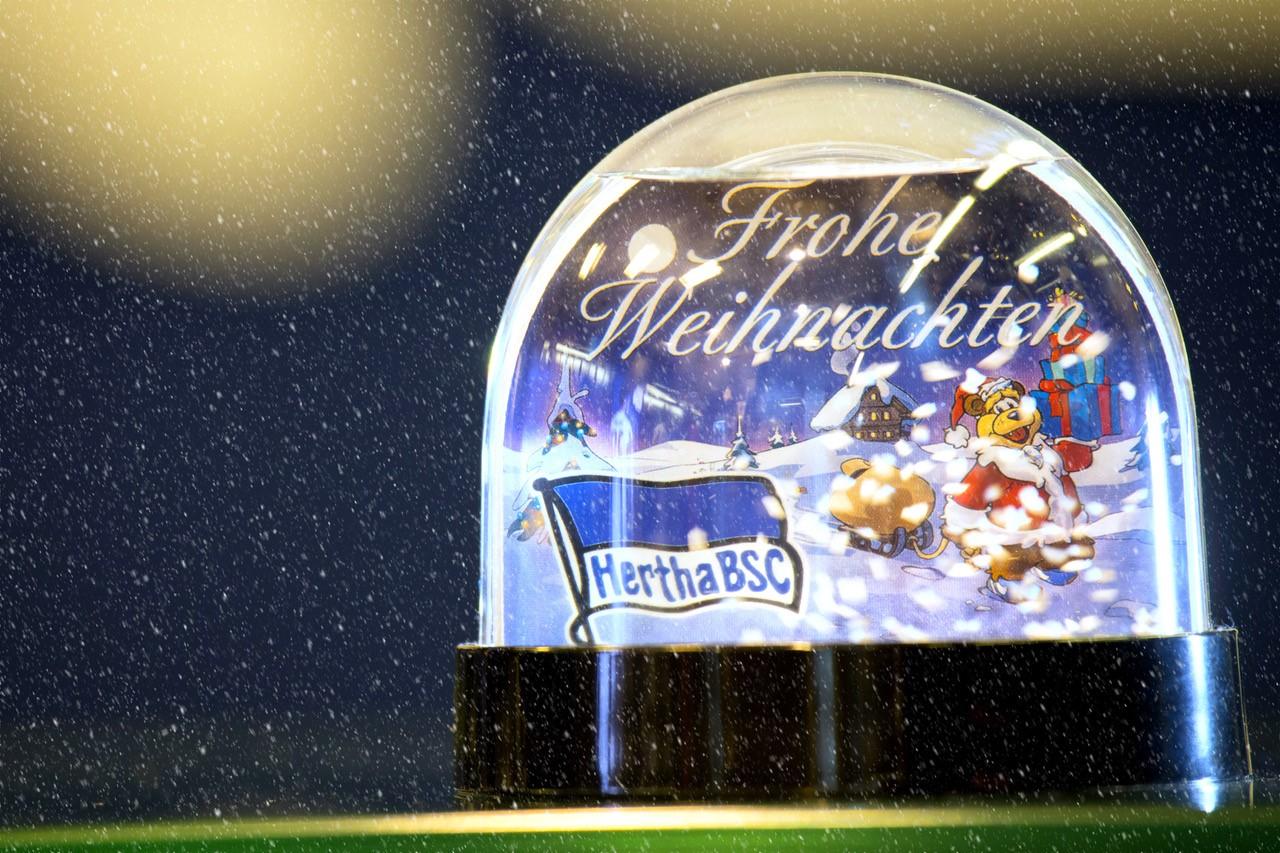Hertha Christmas