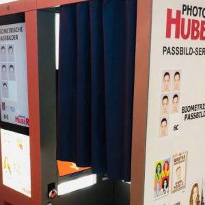 Passfoto-Automat