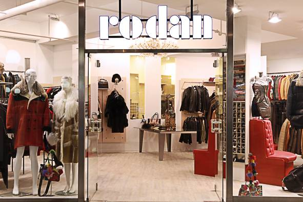 Rodan Design Berlin - Flagshipstore