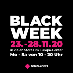 Black Week im Europa-Center
