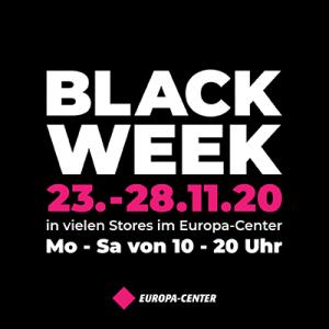 Black Week im Europa-Center