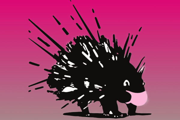 Porcupines Pink